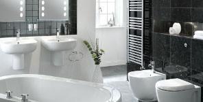 A bathroom redesign?