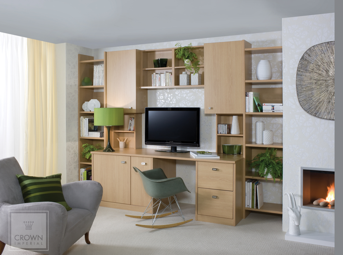 Home office furniture heavensent bedrooms ltd Home bedroom office furniture