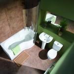 Troy 2TH showerbath suite